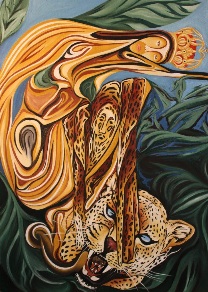 Madonna della foresta